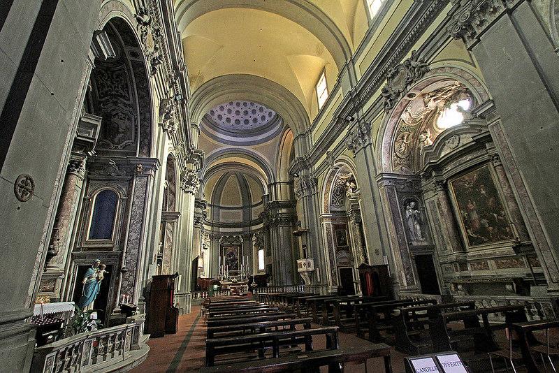 La Cattedrale di Pescia