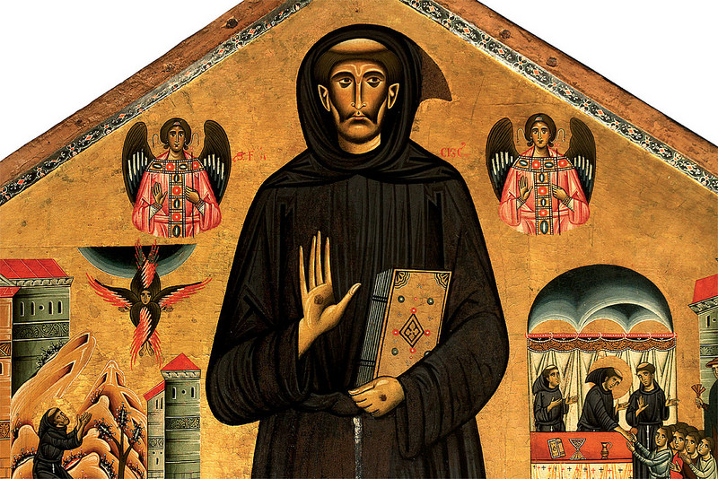 San Francesco di Berlinghieri