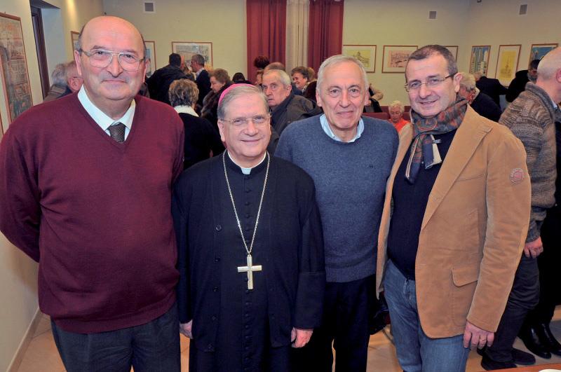 La Fondazione Giorgio Tesi onlus dona esemplari di Frassino al Santuario di Lourdes