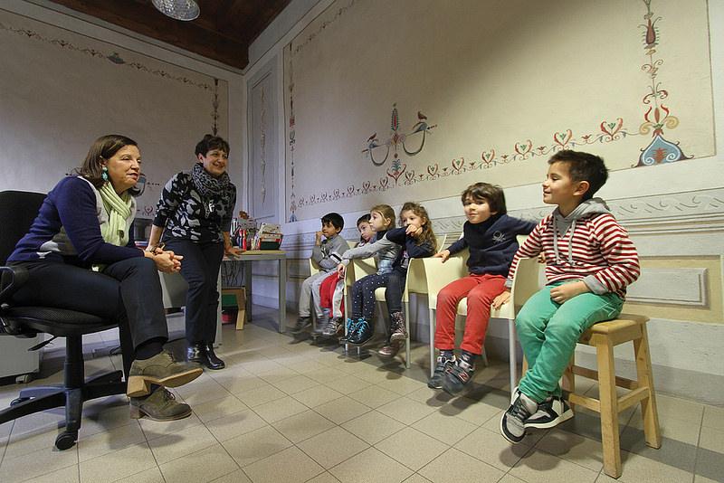 Villa Baldi Papini raccontata dai bambini