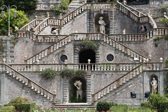 Villa e giardino Garzoni a Collodi