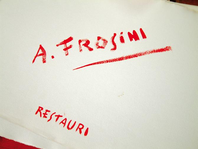 Aldo Frosini