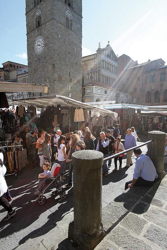 Il Mercato di Piazza del Duomo