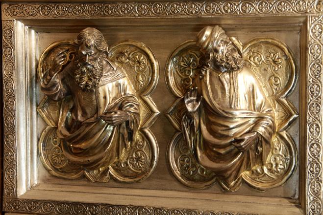 L'altare di San Jacopo