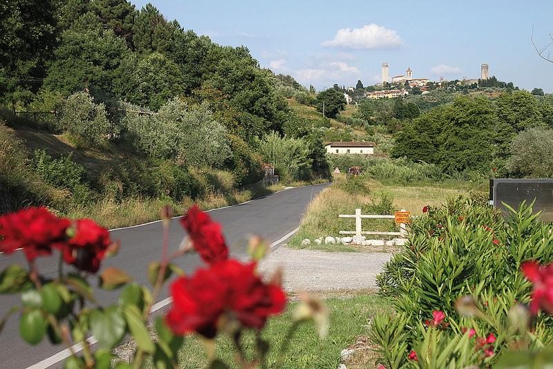 Cicloturismo Valdinievole
