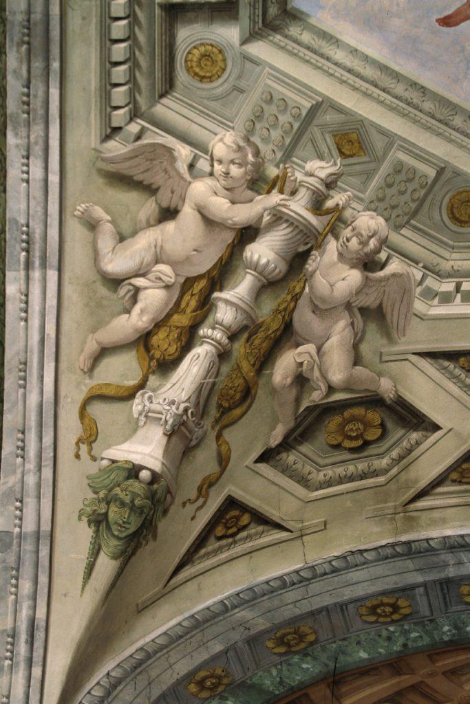 Maestosa bellezza discoverpistoia for Chiesa di san leone pistoia