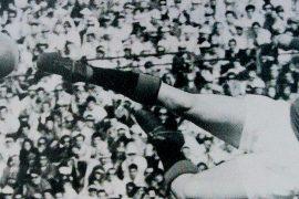 Un grande calciatore di Pistoia Ardico Magnini