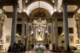 La Chiesa della Madonna del Letto