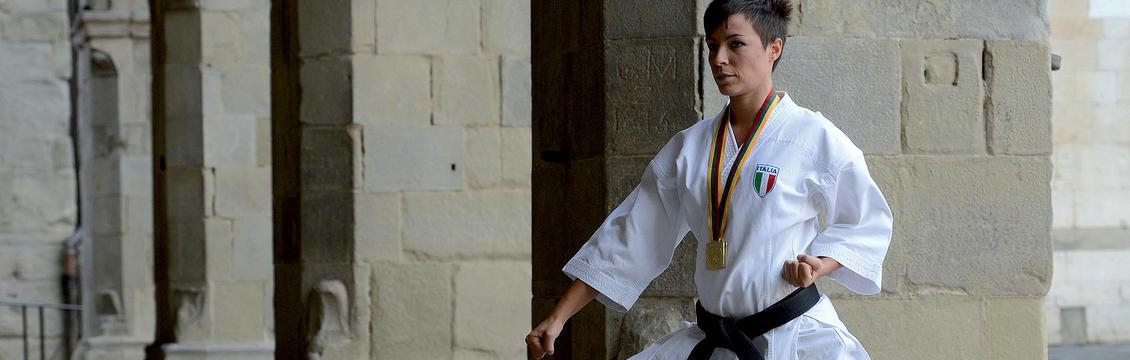 Maura Fedi campionessa del Mondo