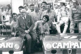 Carlo Chiti e i 50 anni dell'Autodelta