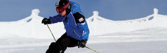 Fuoriclasse sugli sci e nella vita
