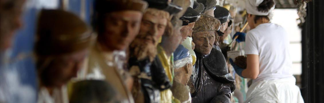 Già oltre 1.000 visitatori al Fregio Robbiano