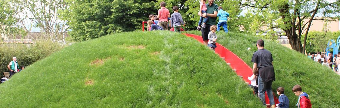 Giardino volante versione estate