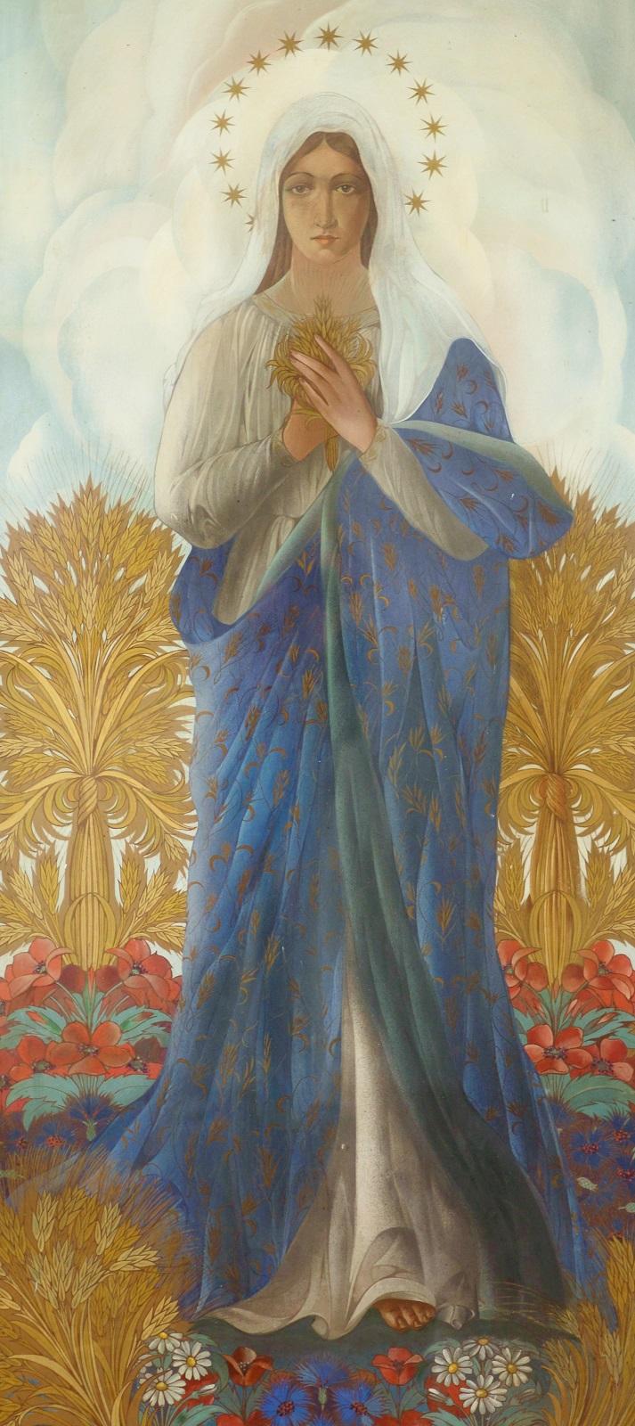 Madonna del Grano Luigi Mazzei