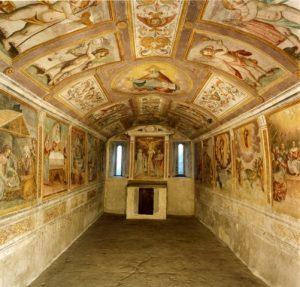 oratorio ss rosario castelvecchio