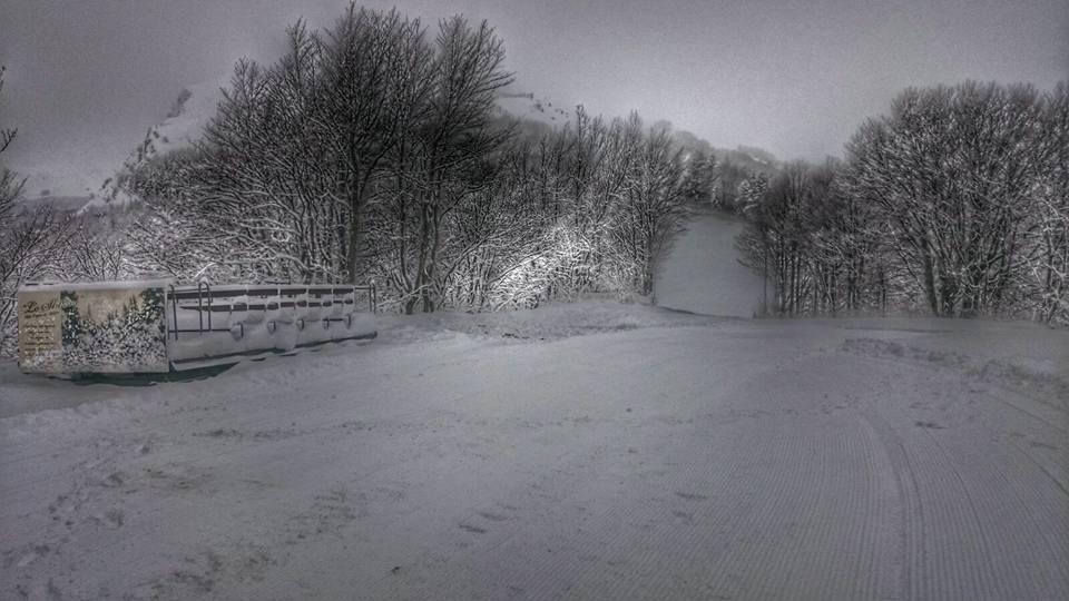 abetone neve due
