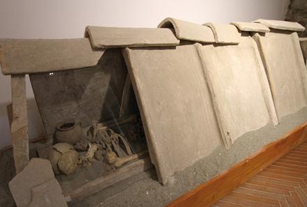 larciano museo archeologico tomba cappuccina