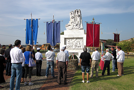 monumento eccidio padule fucecchio