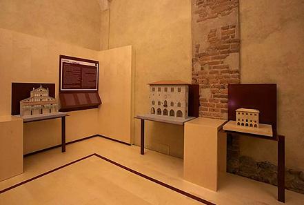museo tattile palazzo vescovi pistoia