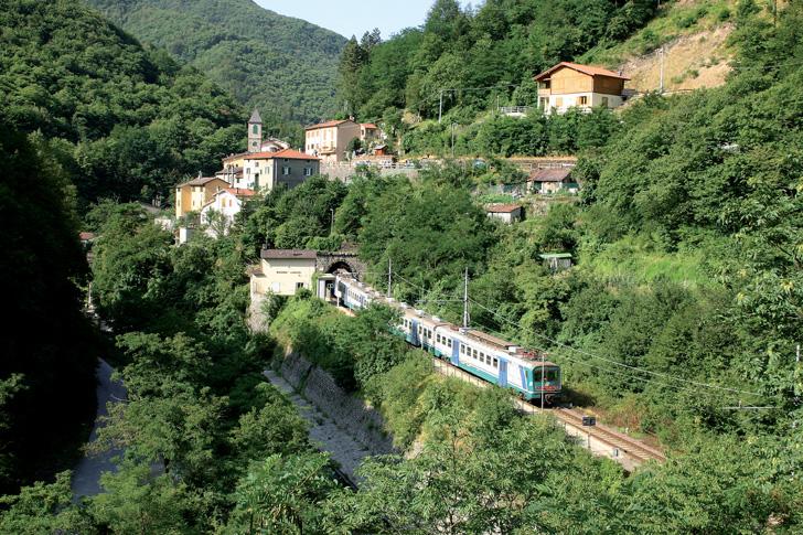Porrettana Express protagonista nel nuovo sito di Fondazione FS