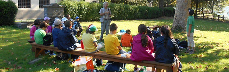 I Campi Estivi Per I Bambini Del Centro Rdp In Padule E All