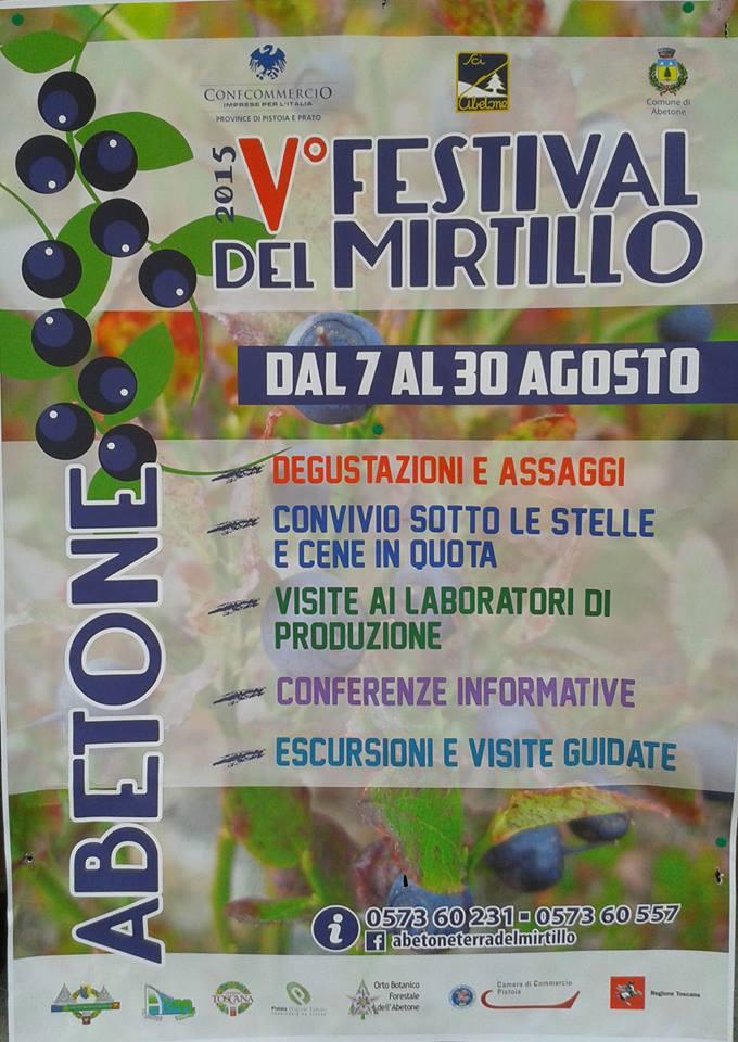 volantino festival mirtillo 2016