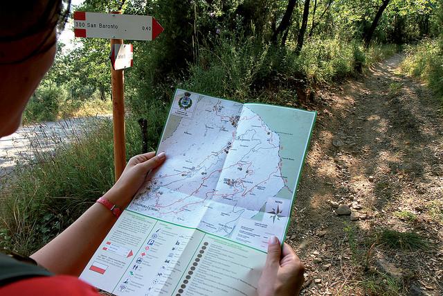 Itinerari Lamporecchio 4