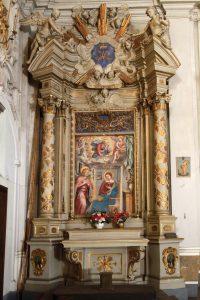 Altare SS.Annunziata