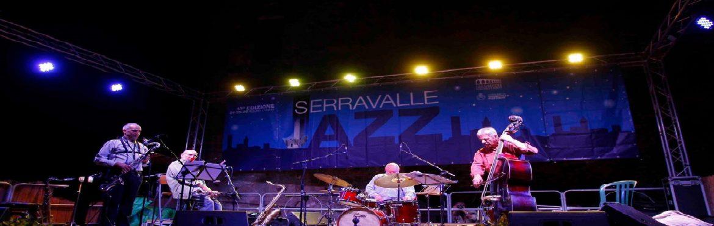 16e5ab0ce8 Serravalle Jazz 2017, alla Rocca arriva la grande musica ...