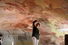 Pistoia Capitale-chiese-affreschi