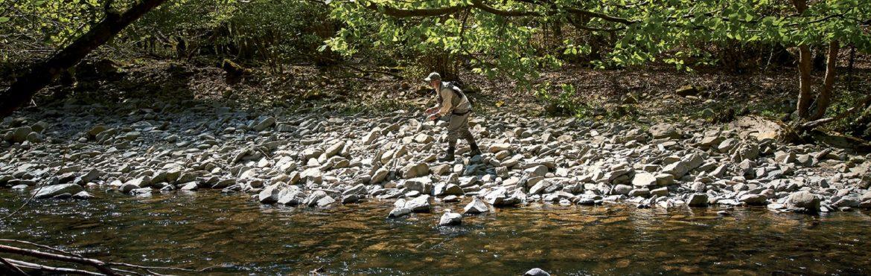 Pesca a mosca- montagna pistoiese