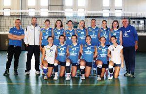 blu volley formazione