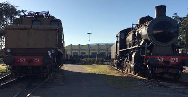 deposito treni discoverpistoia