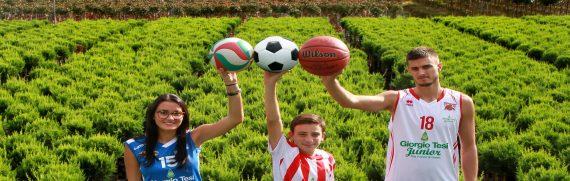 Giorgio Tesi Junior-società giovanili