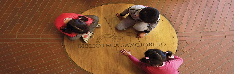 bambini-grande biblioteca