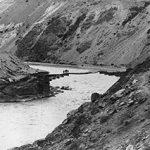 Ponte sul Sutlej presso Tiak (Tibet Occidentale) 1933