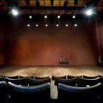 La sala teatrale