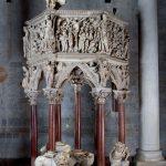 Pulpito di Sant'Andrea di Giovanni Pisano