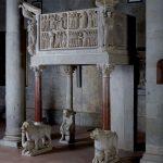 Pulpito di San Bartolomeo di Guido Bigarelli da Como