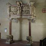 Pulpito di San Giovanni di fra Guglielmo da Pisa