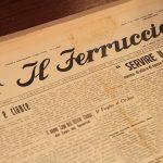 """Un numero del settimanale """"Il Ferruccio"""""""