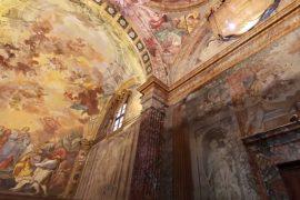 La Visitazione di Luca della Robbia nella Chiesa di San Leone