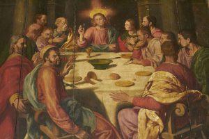 Ultima cena, Popiglio