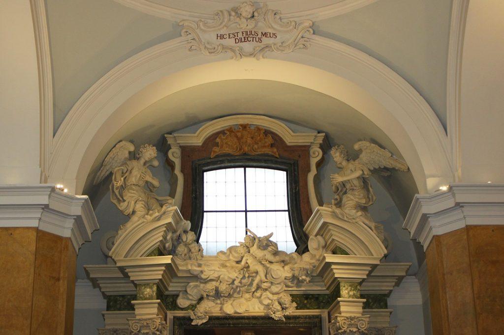 """Il """"Tempio"""" di Pistoia"""