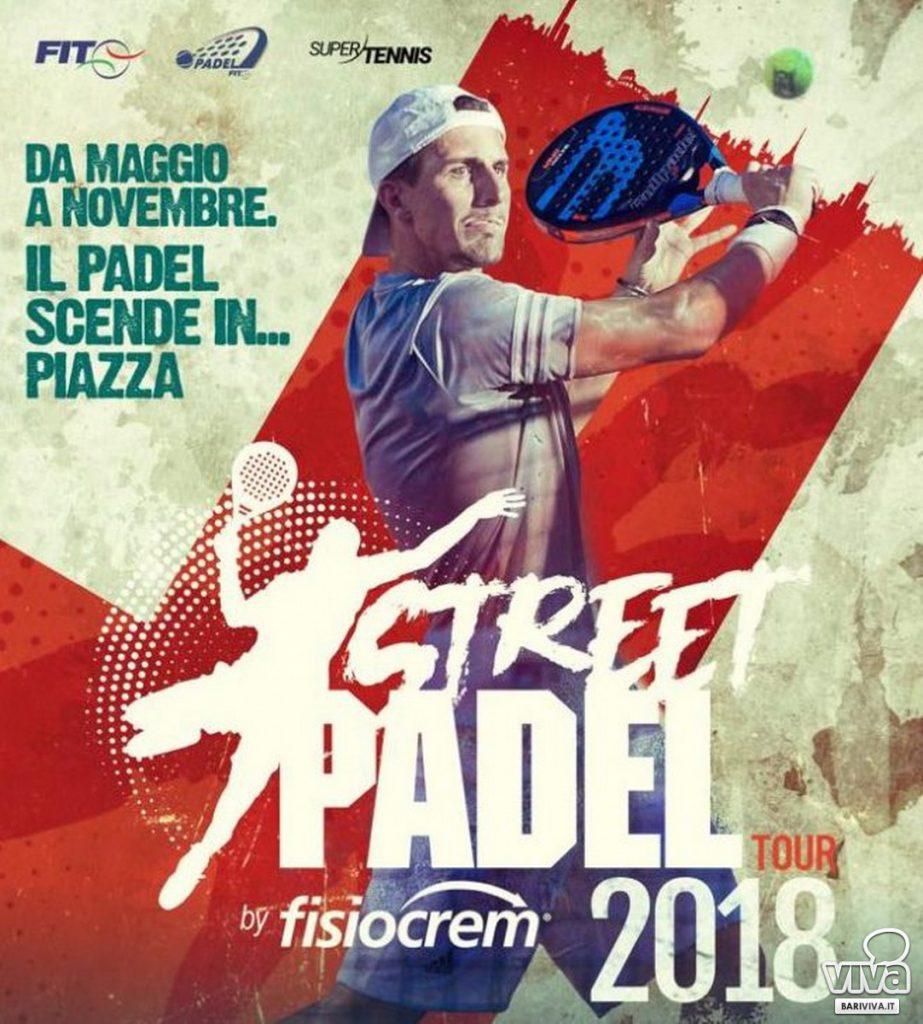Street Padel Tour 2018 a Pistoia