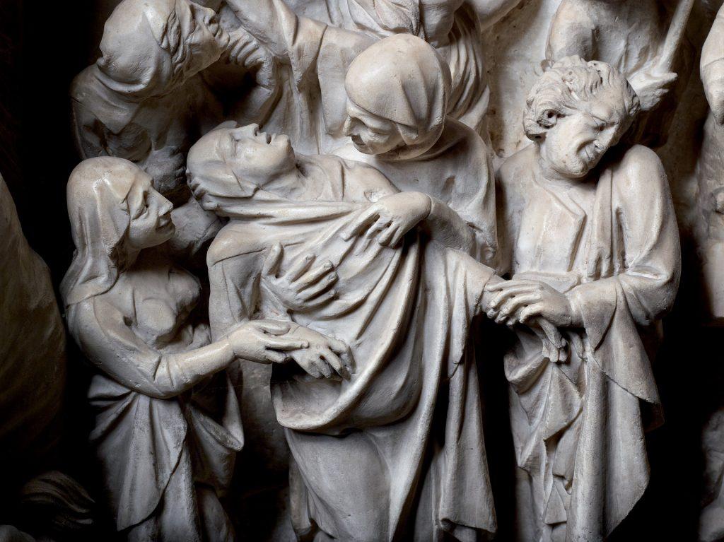 Il Pulpito di Giovanni Pisano in Sant'Andrea a Pistoia restaurato grazie a Friends of Florence