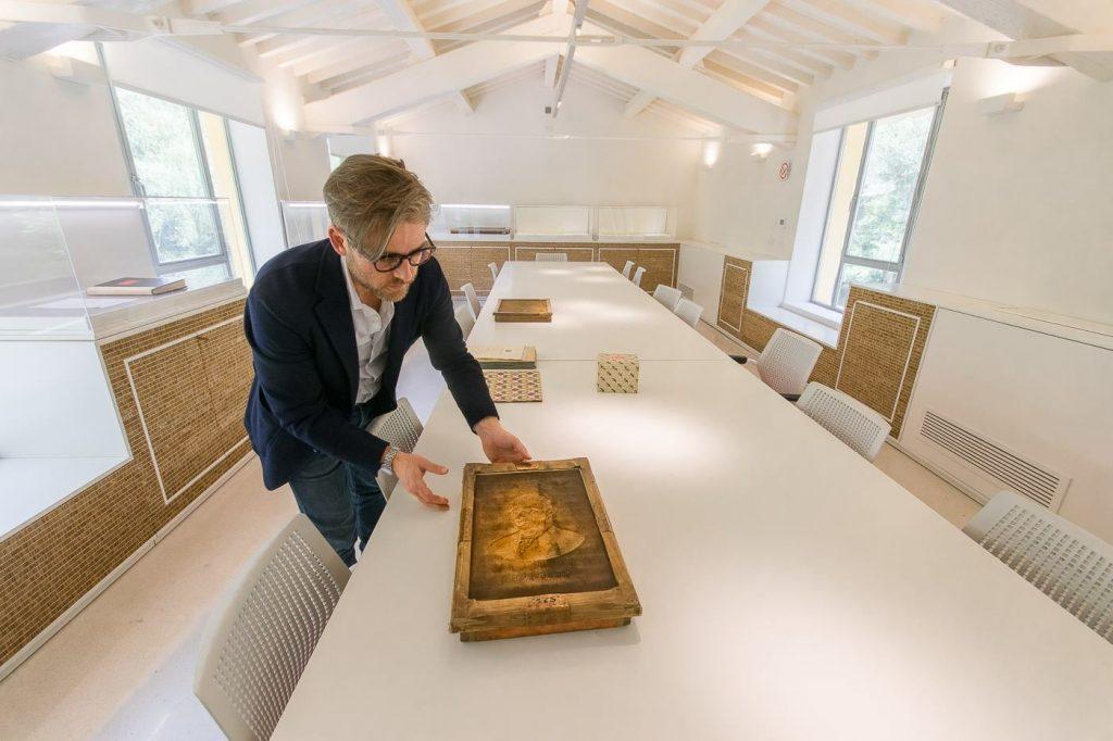 """Museo della Carta – Cartiera """"Le Carte"""
