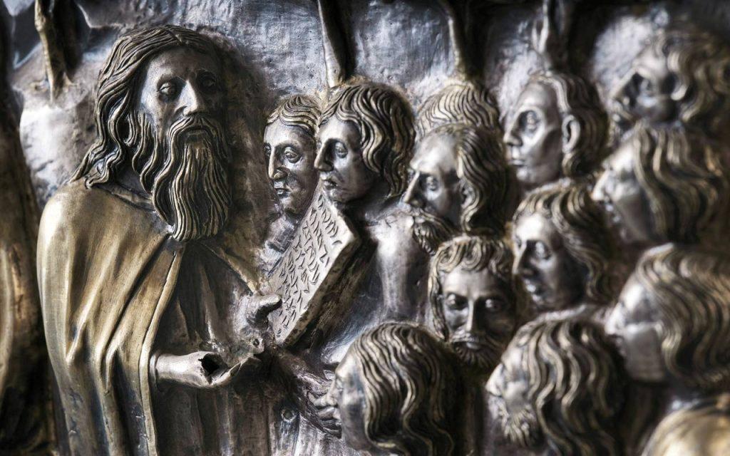 Pistoia, piccola Compostela – L'Altare Argenteo di San Iacopo a Pistoia