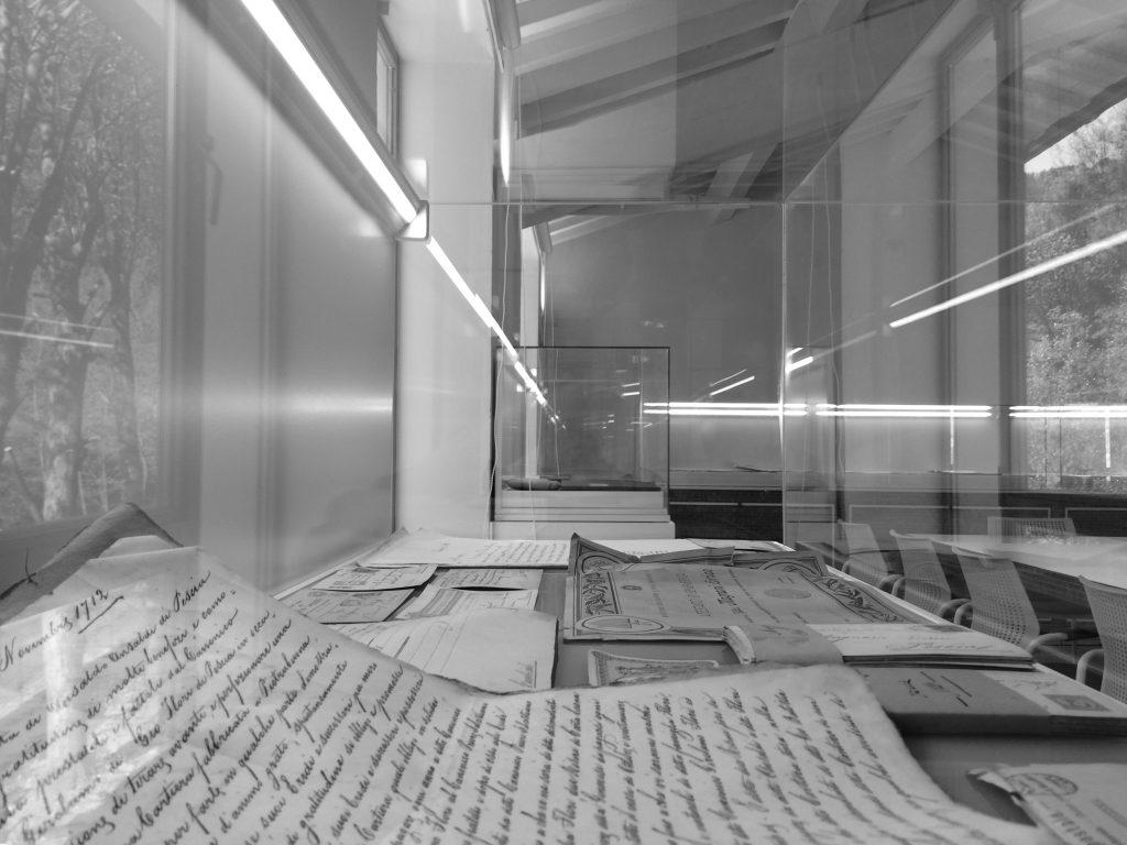 20 x 15. Opere su carta per l'Archivio Storico Magnani di Pescia
