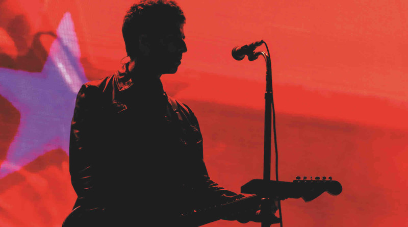 Noel Gallagher e gli High Flying Birds a Pistoia